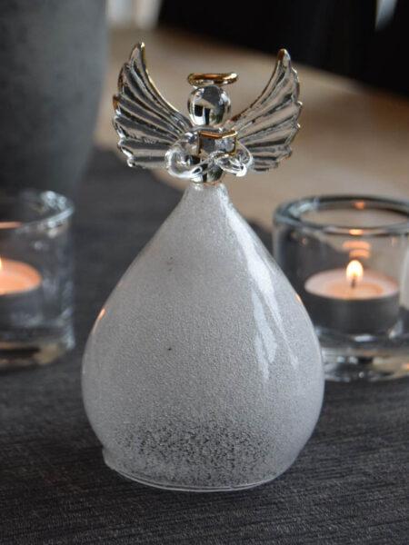 glas ängel