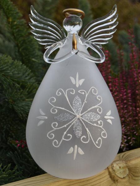 Ängel lampa